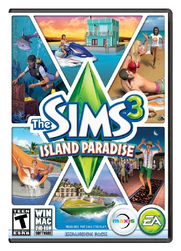 The Sims 3 Island Paradise - PC/Mac (Best Bodybuilders Of All Time)
