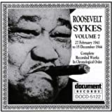 Roosevelt Sykes, Vol. 7: 1941-1944