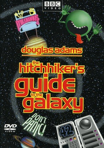 Hitchhiker's Guide to the Galaxy (Dbl DVD)