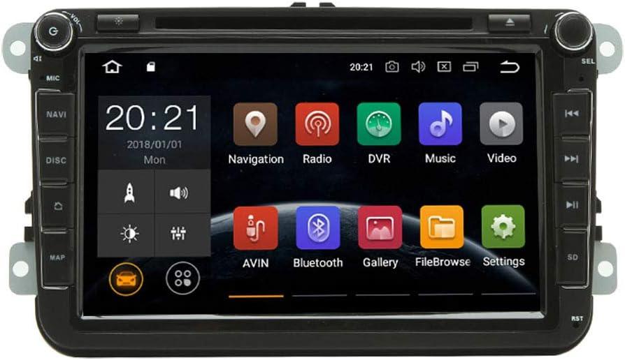 Henhaoro Android 8.1 unidad estéreo para automóvil 8