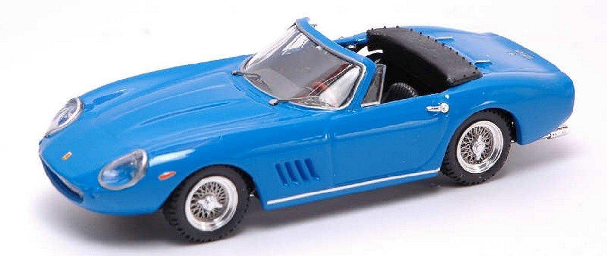 BEST BT9343 FERRARI 275 GTB SPYD.S.MC QUEEN 1:43 MODELLINO DIE CAST MODEL