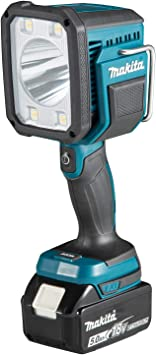 Makita DML812 18V LXT Lithium-Ion Cordless L.E.D. Flashlight/Spotlight, Light Only