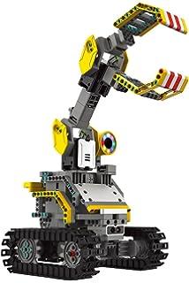 Amazon Com Ubtech Jimu Robot Tankbot App Enabled Stem Learning Kit