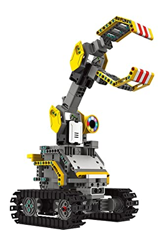 Buy Ubtech Builderbots Kit Interactive Robotic Building Block System