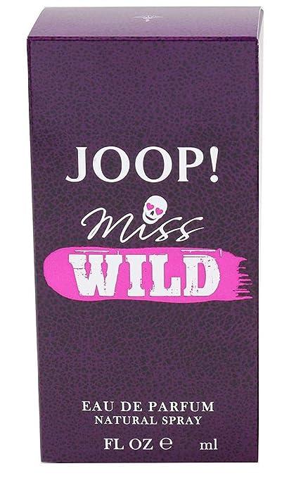 Amazon.com: Joop. Miss Wild edp Spray para mujer, 2.5 Ounce ...