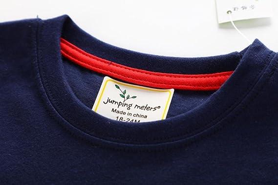 0b4dc05663350 KaloryWee Unisex Kids Boys Tops Pullover Sweaters Blouse Cartoon Trucks  Printed Short Sleeve T Shirt Jumpers Sweatshirt Clothing 1 2 3 4 5 6 Years