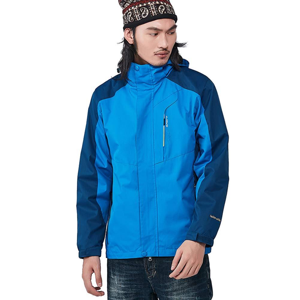 RSTJ-Sjcw Herren Mountain Jacket Winter Windproof Warm Ski Snowboarder Jacket