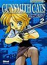 Gunsmith Cats Burst, Tome 2 par Sonoda