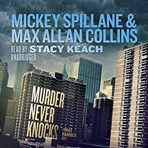 Murder Never Knocks Audiobook