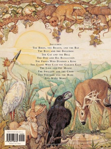 Aesops fables jerry pinkney