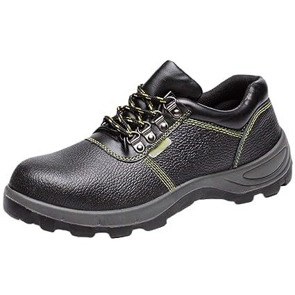 Zapatillas de deporte de seguridad para hombres Botas de ...