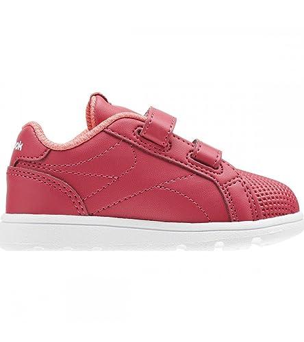 Reebok Royal Comp CLN 2v, Chaussures de Fitness Mixte Enfant