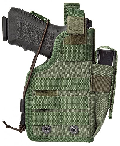 - Glock 23 Gen 4 Cordura Molle Military Holster