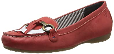 1658557a1aec Tamaris TAMARIS ACTIVE 1-1-24616-22 Damen Slipper, Rot (CHILI 533 ...