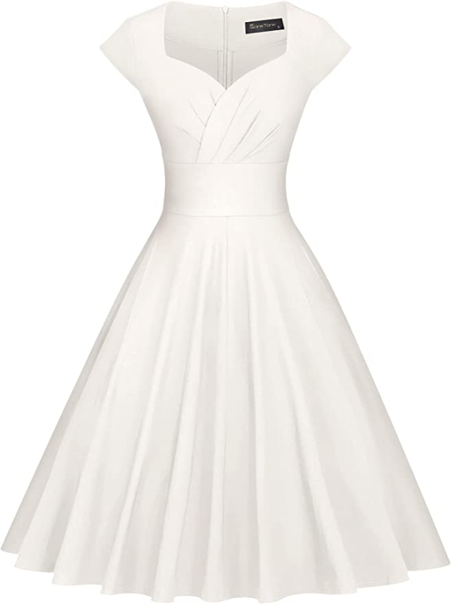 Vintage Swing Party Dress