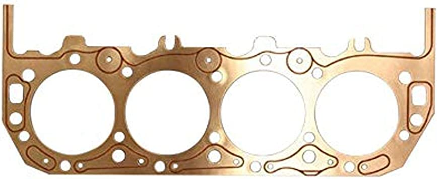Pro Copper Copper 4.155 in Bore Small Block Chevy Cylinder Head Gasket 0.050 in Compression Thickness Each