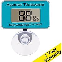 DaToo Aquarium Thermometer with Sucker, Second Generation (Update), 1 Yr Warranty