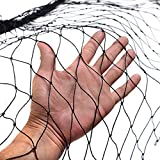 Anti Bird Netting 25'X50' Soccer Baseball Game Poultry Fish Net 2''x2'' Mesh