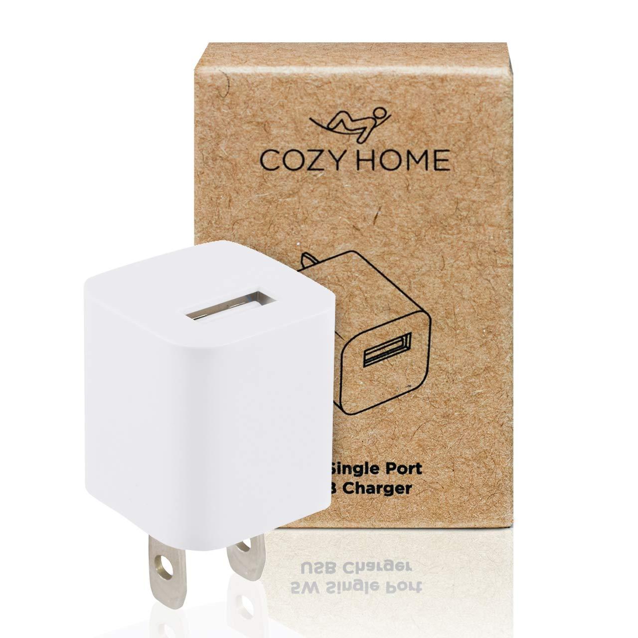 cozyhome Travel Plug Adaptador de Viaje Mini US Adaptador de Conector Tipo A China y Otros Pa/íses USB Conector de Viaje para los Estados Unidos