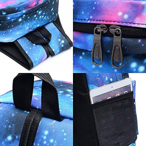 KOBWA Pawaca PA0108 School Laptop Backpack by KOBWA (Image #4)