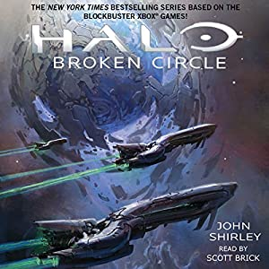 Halo: Broken Circle Audiobook