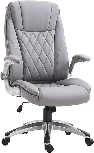 Vinsetto 360 Swivel Ergonomic Office Chair