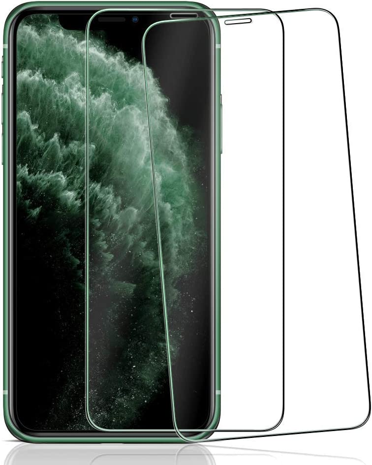 SEVENGO 2PACK Screen Protector for iPhone 11pro/iPhone X/iPhone XS, Tempered Glass Screen Protector for iPhone 11 pro/10/XS Glass Screen Protective Cover 5.8