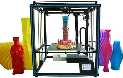 L.J.JZDY Impresora 3D Impresora X5SA DIY 3D Sensor Kit de ...