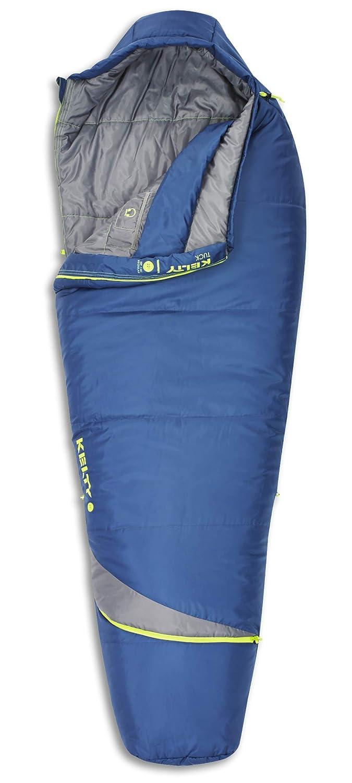 Kelty Schlafsack Tuck 20 DEG Thermapro - RH - Saco de dormir momia para acampada, color azul (dunkle schiefer), talla one size: Amazon.es: Deportes y aire ...