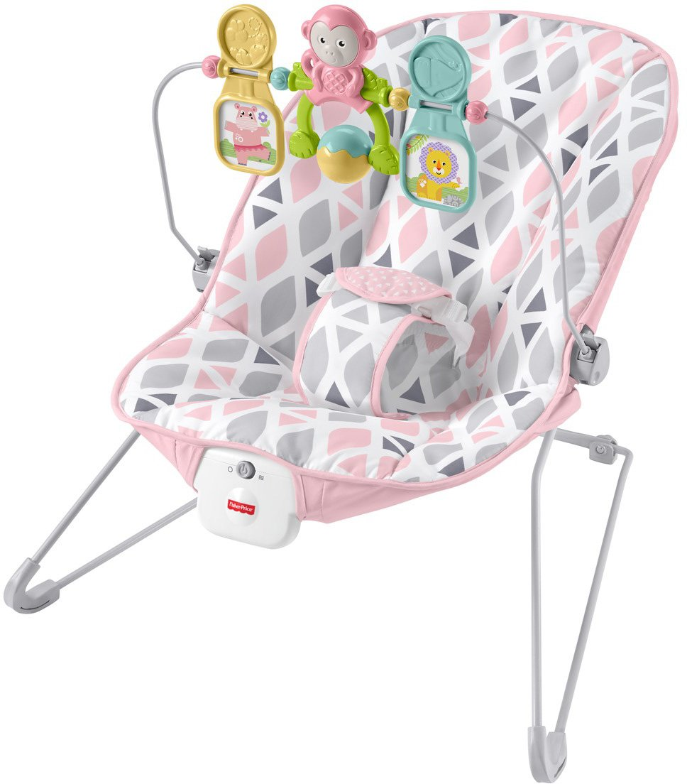 Fisher-Price Baby's Bouncer, Pink