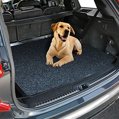 carmats4u To fit Auris Estate 2013 Fully Tailored PVC Boot Liner//Mat//Tray Anthracite Carpet Insert