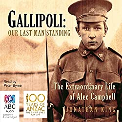 Gallipoli: Our Last Man Standing
