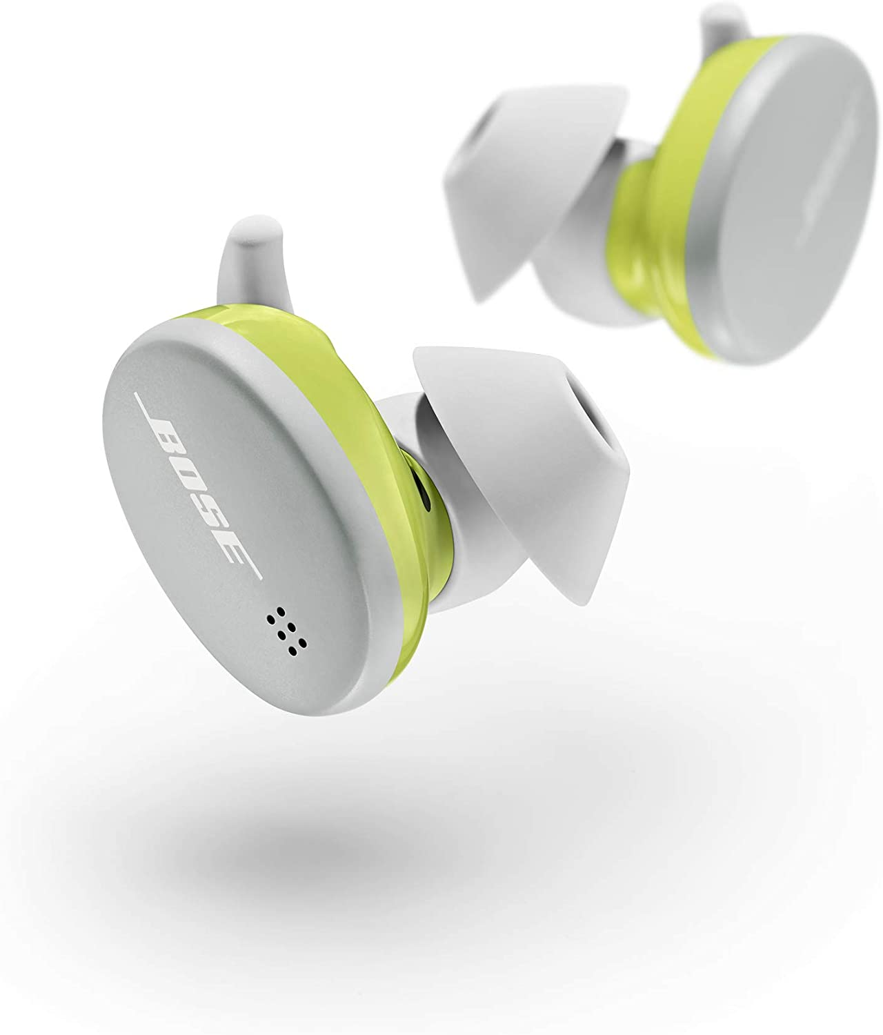 Bose Sport Earbuds - True Wireless Earphones - Bluetooth Headphones for Workouts and Running, Glacier White