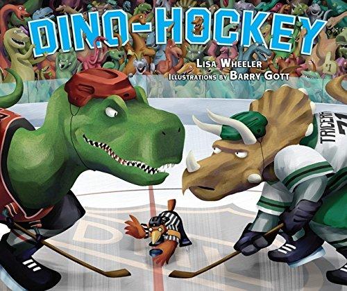 Dino-Hockey (Carolrhoda Picture Books)