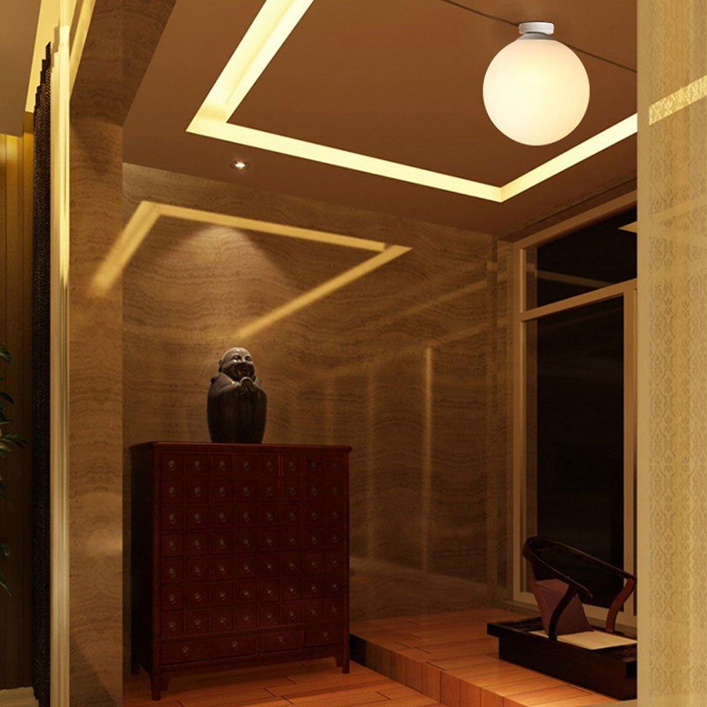 Einfache Warme Deckenleuchte Moderne Badezimmer 25cm Gang Und WY9DIH2E