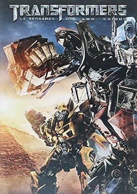 Transformers La Venganza De Los Caidos / Dvd