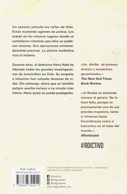 Policía (Harry Hole 10): Amazon.es: Nesbo, Jo, Carmen Montes ...