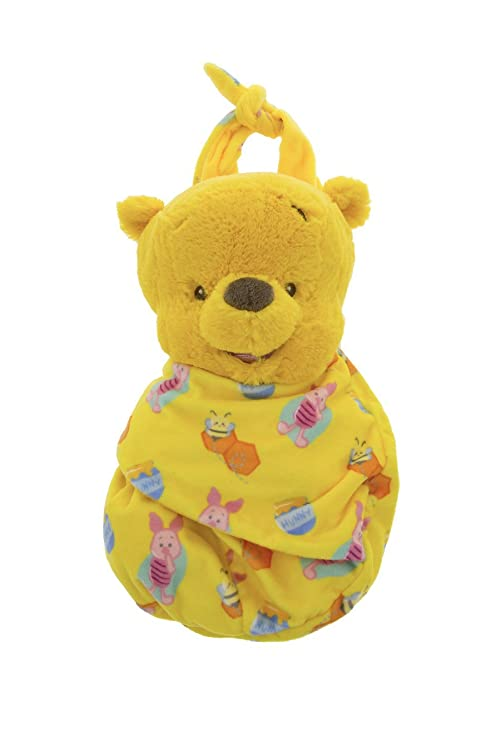 ff1438ffd1db Amazon.com  Disney Parks Baby Winnie the Pooh Bear in a Pouch ...