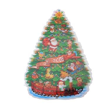 Árbol de Navidad Surker pegatinas de pared Classic HA01700: Amazon.es: Hogar