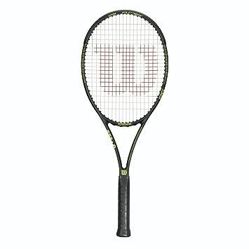 amazon com wilson 18x20 blade 98 tennis racquet sports outdoors rh amazon com Tennis Silhouette Clip Art Tennis Ball Clip Art