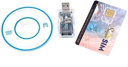 Amazon.com: GAOHOU USB 16 en 1 Super SIM Lector de tarjetas ...