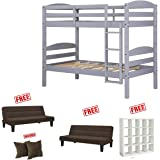 Bunk Bed Diy Woodworking Plan To Build Your Own Stackable