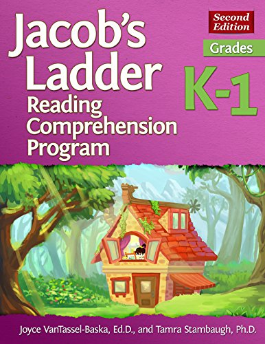 - Jacob's Ladder Reading Comprehension Program: Grades K-1 (2nd ed.)