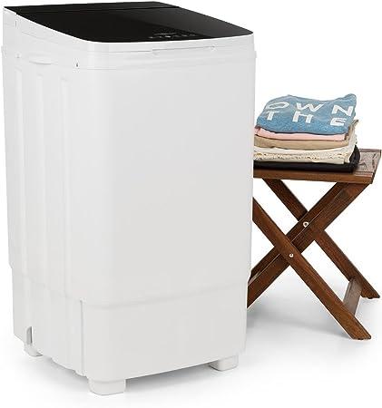 oneConcept Ecowash Deluxe 9 • Lavadora para camping • Carga ...
