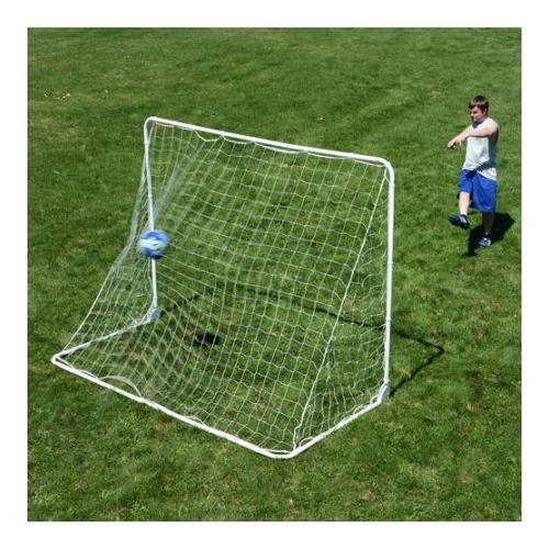Crescendo Fitness Lion Sports 8 x 6-Feet Folding Soccer Goal