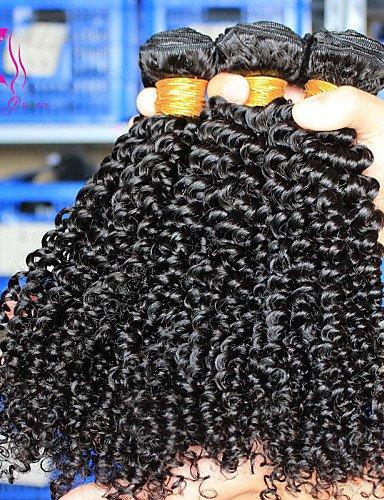 Brésilienne Cheveux Crépus Beaucoup