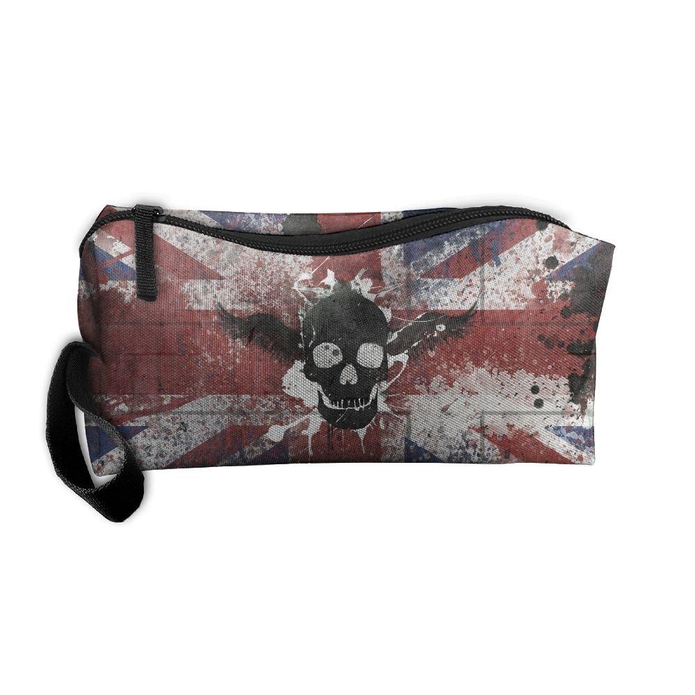7b249308f124 lovely WEEDKEYCAT British United Kingdom Pirate Skull Flag Travel ...