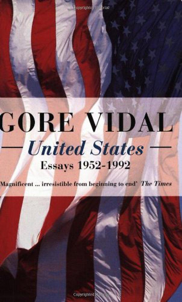 Read Online United States Essays 1952-1992 (v. 1) ebook