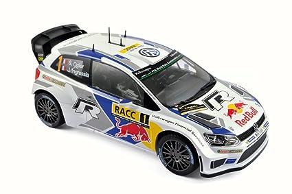 Buy Volkswagen Polo R Wrc Race Car 1 Ogier Ingrassia Norev