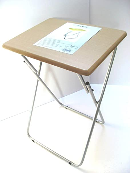 FOLDING TABLE IDEAL FOR HOBBY CRAFT / WORK AND LEISURE MAXIMUM WEIGHT 50 KG  LARGE BRAND